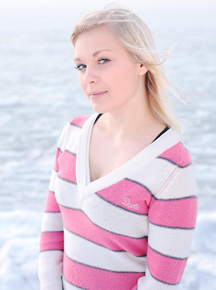 Modellfotografering med Jane