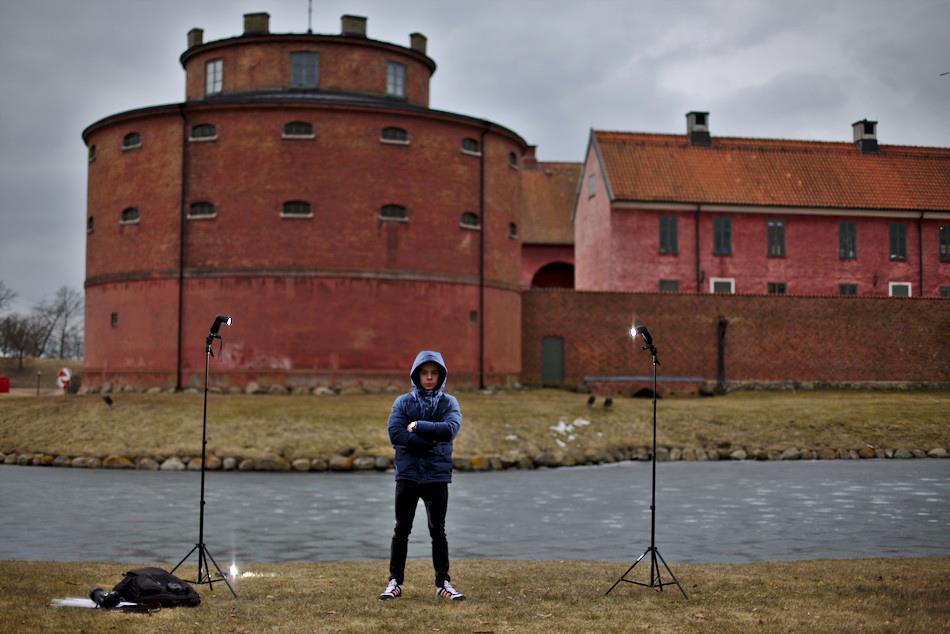 citadellet bakgrund