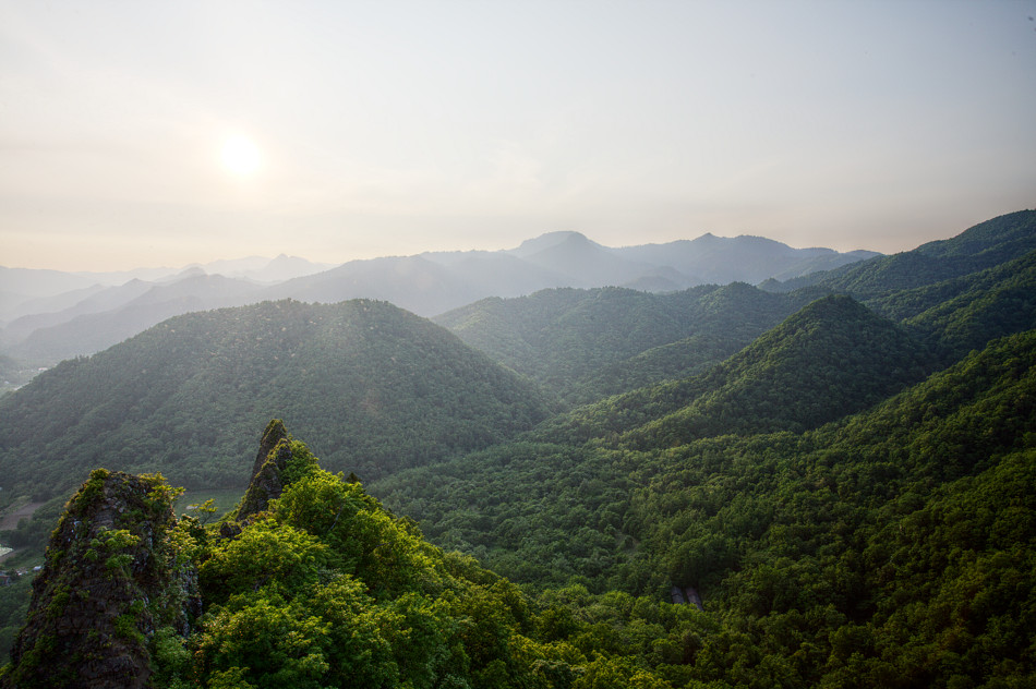 八剣山, Hakkenzan