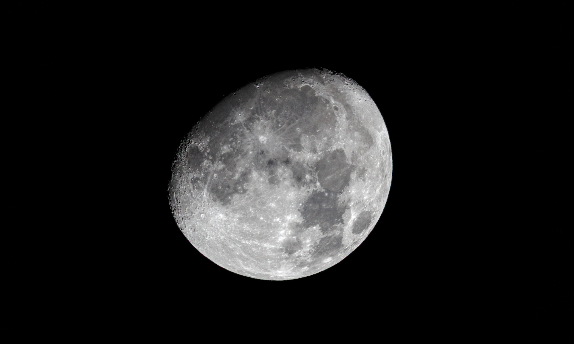 Tilltagande måne