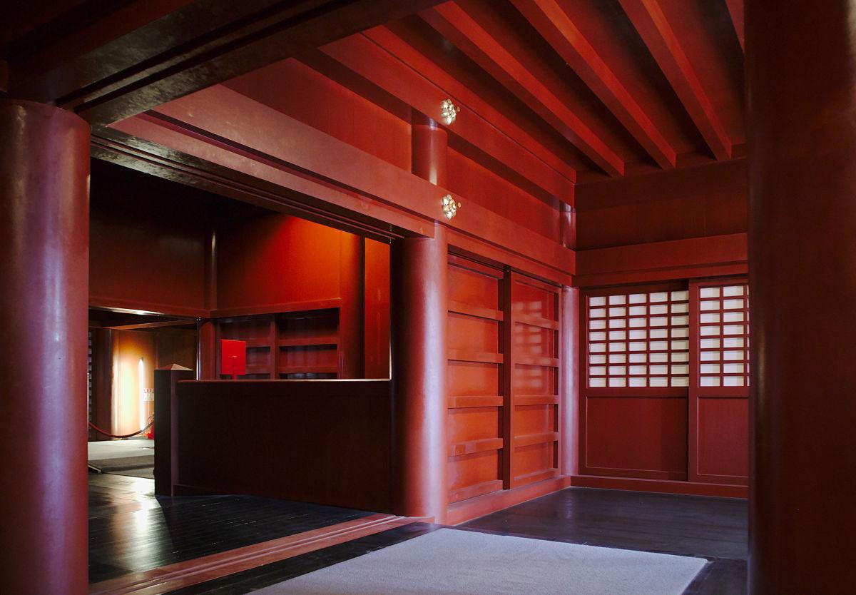 Shuri från insidan
