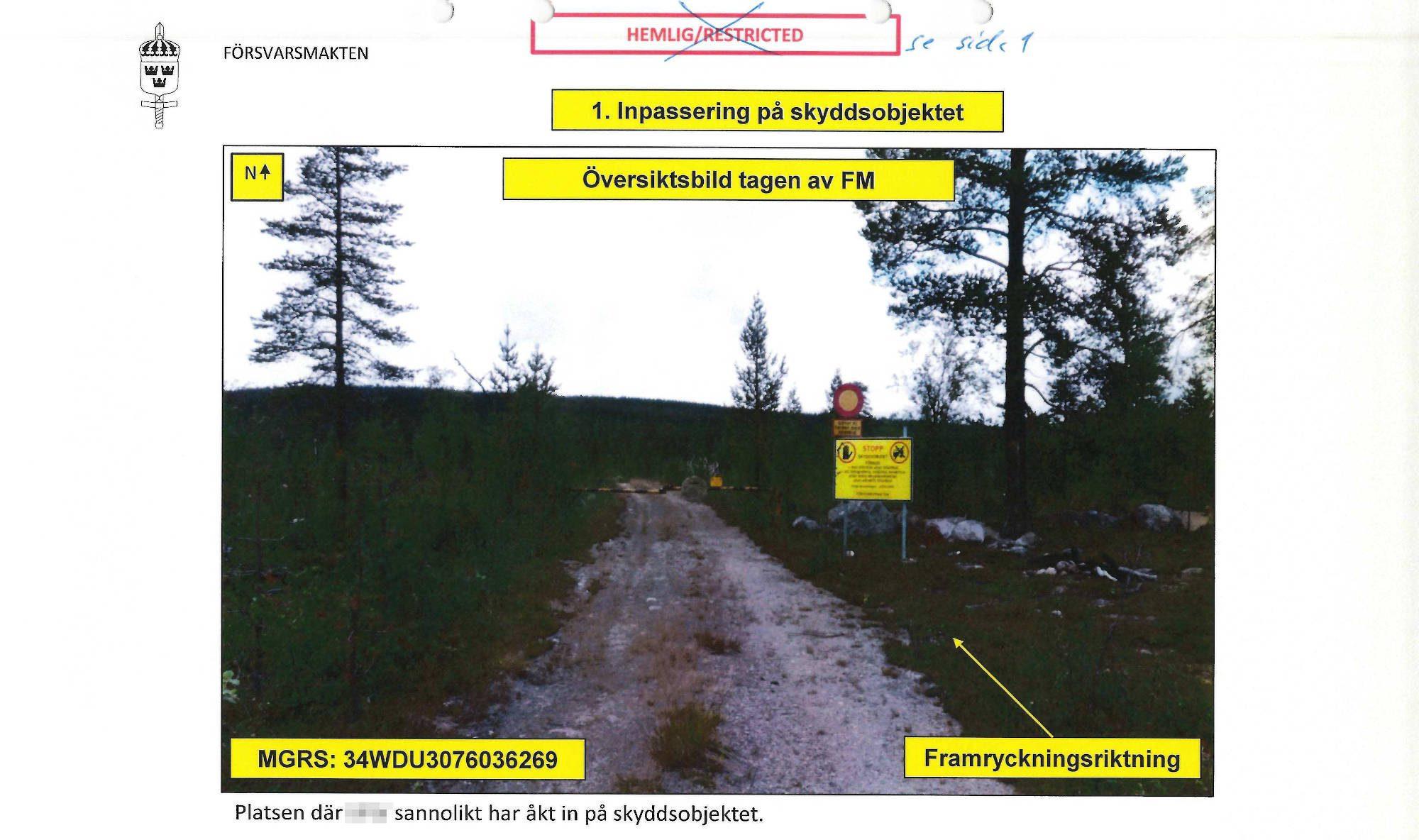 Robotförsöksplats Norrland