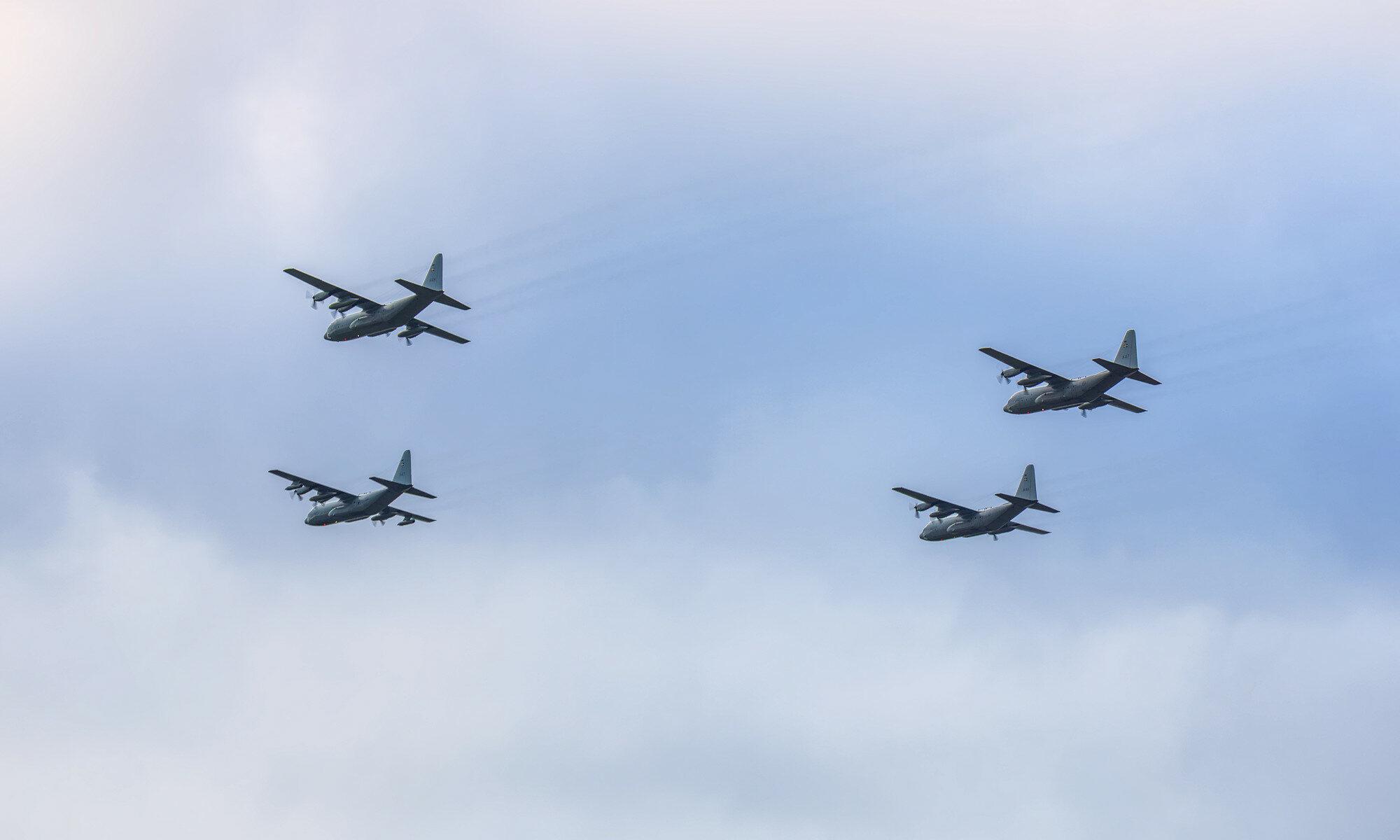 Flygvapnets julkula